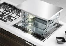 Futuristic Hidden Oven