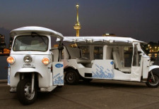 Electric Vehicles the Key for a Clean Vientiane