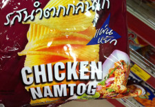 Potato Chips In Southeast Asia