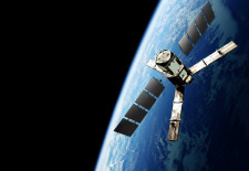 Laos Satellite