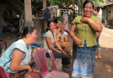 The Happy Laos Movie Project