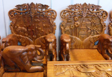 Wooden Furniture Makers Losing Domestic Market Share