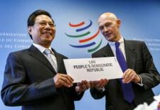 Laos WTO Membership