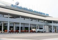Wattay International Airport Vientiane Laos