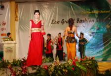 Lao Handicraft Festival 2012