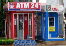 ATM in Laos
