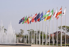 Asian European National Flags (ASEM)