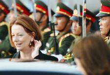 Ms. Julia Gillard