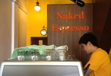Naked Espresso Vientiane Laos