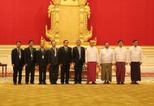 Laos Myanmar