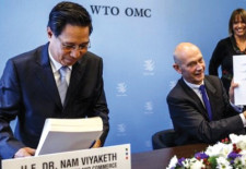 Laos Joins WTO