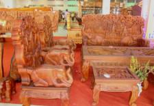 wooden furniture vientiane furniture fair