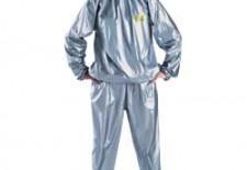 plastic exercise suit
