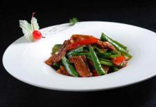 Hunan Stir Fried Pork
