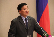 Lao Prime Minister