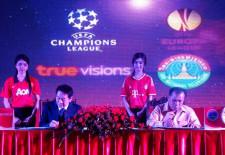 EUFA TrueVision Laos