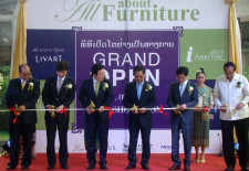 i-Furniture showroom officially opens in Vientiane
