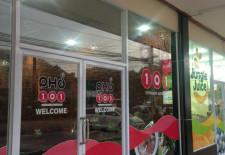 Outside Pho 101