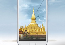 Samsung Galaxy Grand the first smartphone to include Lao language