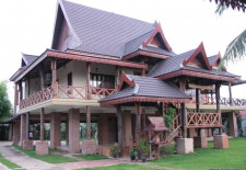 Lao Style House