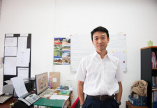 Working in Laos: Taku Mori, self-made media man