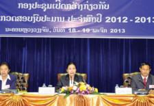 Laos Embezzlement