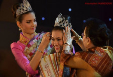 Ms Vilaylak Chanthavong crowned Miss Laos 2013