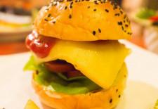 Lao Plaza Burger