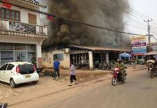 Vientiane Fire