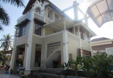 (706) Luxury House for Rent in Vientiane Capital