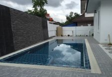 (849) Large House For Rent with Swimming Pool (Vientiane, Laos)