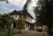 (853) Great Family House for Rent, Vientiane, Laos