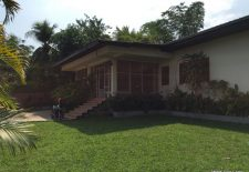 (862) Classic Lao House for Rent in Vientiane, Laos