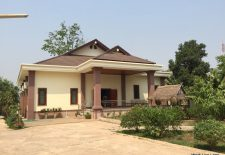 (867) Large 6 Bedroom House for Rent in Vientiane, Laos