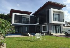 Modern House For Rent in Vientiane, Laos