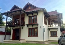 (882) Nice Large House for Rent in Vientiane, Laos