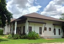 (894) Large House in Nice Location for Rent in Vientiane